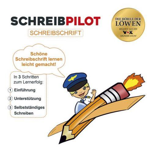 Schreibpilot-Schreibschrift-Beschreibung